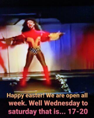 Easter week. Open Wednesday to Saturday 17-20. Fun!  #gaysthlm #gay #sidetrack #easter #twinks #twunks #fun